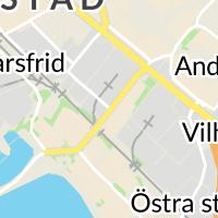 Axfood Snabbgross AB, Halmstad