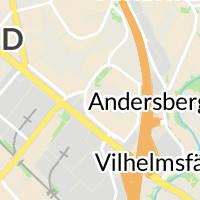 Andersberg Servicecenter Servicehus, Halmstad
