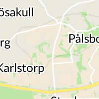 Halmstads Kommun - Sjukhem Bäckagårds, Halmstad