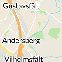 Gamla Prästvägens gruppbostad, Halmstad