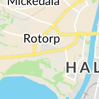Ryds Bilglas, Halmstad