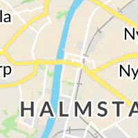 Drottning Blankas Gymnasieskola Halmstad, Halmstad