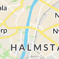 Vallås Idrottshall, Halmstad