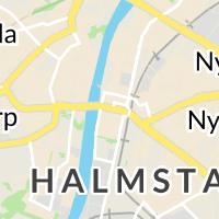 Halmstads Fastighetsaktiebolag, Halmstad