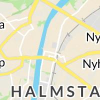 Kommunal vuxenutbildning, Halmstad