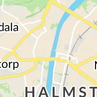 Pressbyrån, Halmstad