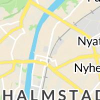Fitness 24seven AB - Halmstad Gamletull Plus, Halmstad