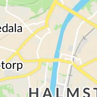 Ticket, Halmstad