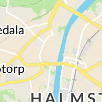 Hemköp Halmstad, Halmstad
