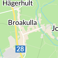 Fritidshemmet Fjärilen, Broakulla