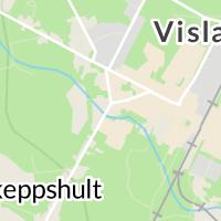 Björkliden Servicehus, Vislanda