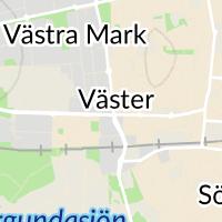 Växjö Kommun, Växjö