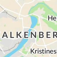 Coop Falkenberg, Falkenberg