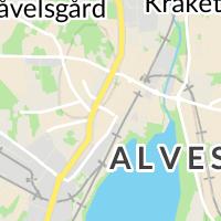 Alvesta Turistbyrå, Alvesta