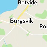 Öja skola, Burgsvik
