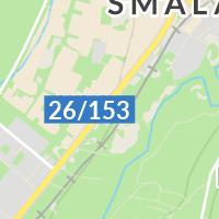 Postnord Sverige AB - Posten Smålandsstenar, Smålandsstenar