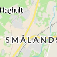 Svenstigs Bil, Smålandsstenar