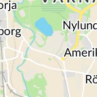 Finnvedens gymnasium, Värnamo
