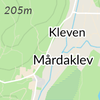 Mårdaklevs skola, Mårdaklev