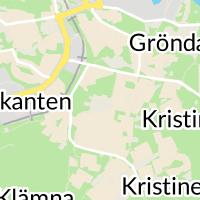 Kristinebergs Bibliotek, Oskarshamn