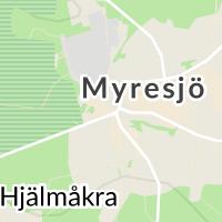 Obos Bostadsutveckling AB - Huvudkontor, Myresjö