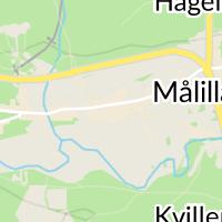 Hultsfreds Kommun - Hemgården, Målilla