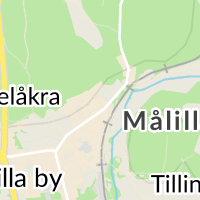 Gruppbostad Villagatan, Målilla