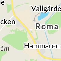 Region Gotland - Bibliotek Roma, Romakloster
