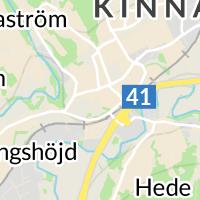 Dagcenter Symedia, Kinna