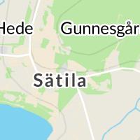 Marks Kommun, Sätila