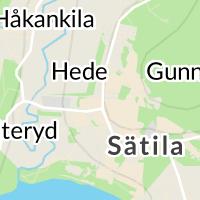 Sätila Vårdcentral, Sätila