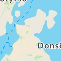 Nordövallen, Donsö
