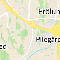 Arbetsförmedlingen, Västra Frölunda