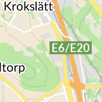 Krokslätt Förskola, Mölndal