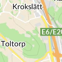 Krokslättsskolan, Mölndal