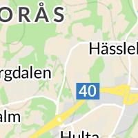Holmens förskola, Borås