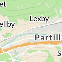 Partille gymnasiesärskola, Partille