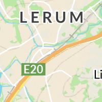 Fjällmans Begravning Lerum, Lerum