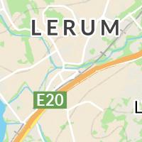 Kyrkorådet i Lerum, Lerum