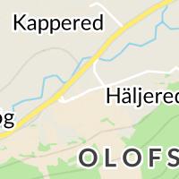 Bergums skola, Olofstorp