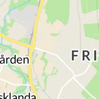 Borås Kommun - Förskola Skogsstjärnan, Fristad