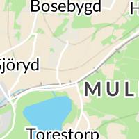 Hällesta Buss AB, Mullsjö