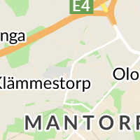 Mantorps Glasbruk AB, Mantorp
