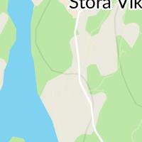 Stockholms Bulkhamn AB, Stora Vika