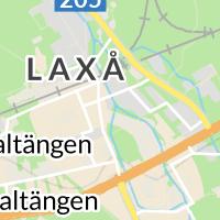 Saltängsskolan, Laxå