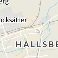 Sydnärkes Utbildningsförbund - Östra Storgatan, Hallsberg