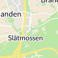 Skandinaviska Områdesskydd AB, Handen