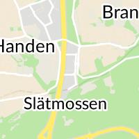 Audi Haninge - Olofsson Bil, Handen