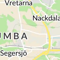 Örnen Fritidshem, Tumba