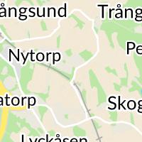 Östra gymnasiet, Trångsund